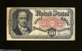 Fractional Currency:Fifth Issue, Fr. 1381 50c Fifth Issue Extremely Fine.A very nice ...