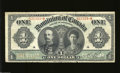 Canadian Currency: , DC-18d-i $1 1911