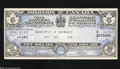 Canadian Currency: , Canada War Savings Certificate $5 June 15, 1942 Schwan-...