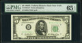 Small Size:Federal Reserve Notes, Fr. 1962-B* $5 1950A Federal Reserve Star Note. PMG Gem Uncirculated 65 EPQ.. ...