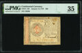 Colonial Notes:Continental Congress Issues, Continental Currency January 14, 1779 $80 PMG Choice Very Fine 35.. ...