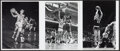 Basketball Collectibles:Photos, 1960's-'70's Bob Cousy and John Havlicek Vintage Sport Magazine Photographs Lot of 3. ... (Total: 3 items)