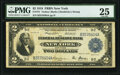 Fr. 751 $2 1918 Federal Reserve Bank Note PMG Very Fine 25