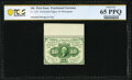Fractional Currency:First Issue, Fr. 1241 10¢ First Issue PCGS Banknote Gem Unc 65 PPQ.. ...