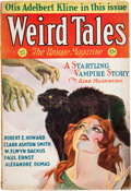 Pulps:Science Fiction, Weird Tales - November 1931 (Popular Fiction) Condition: VG....