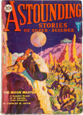 Pulps:Science Fiction, Astounding Stories - June 1930 (Street & Smith) Condition: VG....