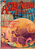 Pulps:Science Fiction, Astounding Stories - July 1930 (Street & Smith) Condition: VG....