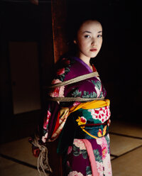Nobuyoshi Araki (Japanese, 1940) 67 Shooting Back (no. 226), 2007 Dye coupler, printed 2008 50 x