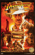 """Movie Posters:Adventure, Raiders of the Lost Ark (Paramount, R-2012). Very Fine/Near Mint. IMAX Exclusive Poster (11"""" X 17"""") Mark Raats Artwork. Adve..."""
