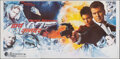"Movie Posters:James Bond, Die Another Day (20th Century Fox, 2002). Rolled, Very Fine. Indian Six Sheet (112"" X 54""). James Bond.. ..."