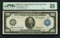 Large Size:Federal Reserve Notes, Fr. 1089 $100 1914 Federal Reserve Note PMG Very Fine 25.. ...