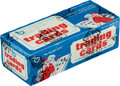 Basketball Cards:Unopened Packs/Display Boxes, 1973 Topps Basketball 500-Count Vending Box - Ex Fritsch Inventory. ...