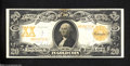 Large Size:Gold Certificates, Fr. 1185 $20 1906 Gold Certificate Very Fine-Extremely Fine.