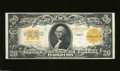Large Size:Gold Certificates, Fr. 1187 $20 1922 Gold Certificate Very Fine-Extremely Fine.