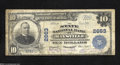National Bank Notes:Kentucky, Maysville, KY - $10 1902 Plain Back Fr. 634 The State NB