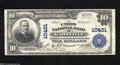National Bank Notes:Tennessee, Knoxville, TN - $10 1902 Plain Back Fr. 630 The Union NB