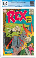 Golden Age (1938-1955):Miscellaneous, Adventures of Rex the Wonder Dog #20 (DC, 1955) CGC FN 6.0 White pages....