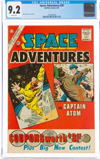 Space Adventures #39 (Charlton, 1961) CGC NM- 9.2 White pages
