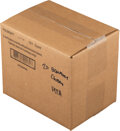 Baseball Cards:Unopened Packs/Display Boxes, 2020 Bowman Chrome HTA Baseball Factory Sealed Case with 12 Boxes. ...