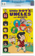 Silver Age (1956-1969):Humor, Little Dot's Uncles and Aunts #5 File Copy (Harvey, 1963) CGC NM/MT 9.8 Off-white to white pages....