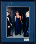 """Movie Posters:Photo, Princess Diana by Patrick McMullan (1996). Fine/Very Fine. Framed and Matted Photo (18.5"""" X 23""""). Photo.. ..."""