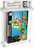 Video Games:Nintendo, Super Mario World (Player's Choice) - Wata 9.6 A++ Sealed, SNES Nintendo 1998 USA....