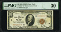 Fr. 1860-B* $10 1929 Federal Reserve Bank Star Note. PMG Very Fine 30