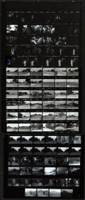 """Movie Posters:Horror, The Texas Chainsaw Massacre (Bryanston, 1974). Very Fine+. Contact Sheet Photos (3) (8"""" X 10"""").. ... (Total: 3 Items)"""