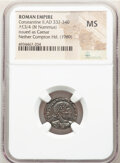 Ancients:Roman Imperial, Constantine II, as Caesar (AD 337-340). AE3 or BI nummus (...