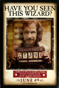 """Movie Posters:Fantasy, Harry Potter and the Prisoner of Azkaban (Warner Bros., 2004). Very Fine/Near Mint. Lenticular Standee (In Box 23"""" X 55""""X 3""""... (Total: 15 Items)"""