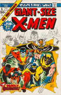 Memorabilia:Miscellaneous, Glynis Wein Giant-Size X-Men #1 Cover Color Guide (Marvel, 1975)....