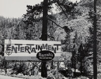 Pirkle Jones (American, 1914-2009) Entertainment, Harrah's Reno and Lake Tahoe, California, circa 1960<