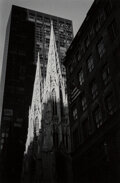 Photographs, Leonard Freed (American, 1929-2006). St. Patrick's Cathedral, New York, 1995. Gelatin silver, printed 2006. 18-3/4 x 12-...