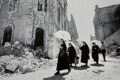 Photographs, Leonard Freed (American, 1929-2006). Nuns in Jerusalem After 6 Day War, 1967. Gelatin silver. 13 x 19-1/2 inches (33.0 x...