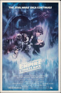"""Movie Posters:Science Fiction, The Empire Strikes Back (20th Century Fox, 1980). Folded, Fine-. One Sheet (27"""" X 41"""") Style A Studio Version, Roger Kastel ..."""
