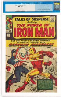 Tales of Suspense #58 (Marvel, 1964) CGC NM- 9.2 Off-white to white pages