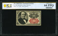 Fractional Currency:Fifth Issue, Fr. 1309 25¢ Fifth Issue PCGS Banknote Choice Unc 64 PPQ.. ...