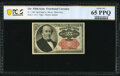 Fractional Currency:Fifth Issue, Fr. 1309 25¢ Fifth Issue PCGS Banknote Gem Unc 65 PPQ.. ...