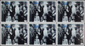 """Autographs:Photos, James Stewart Signed """"It's a Wonderful Life"""" Photographs, Lot of 10.... (Total: 10 items)"""