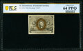 Fractional Currency:Second Issue, Fr. 1233 5¢ Second Issue PCGS Banknote Very Choice New 64...