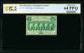 Fractional Currency:First Issue, Fr. 1313 50¢ First Issue PCGS Banknote Choice Unc 64 PPQ.. ...