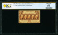 Fractional Currency:First Issue, Fr. 1280 25¢ First Issue PCGS Banknote About Unc 53.. ...