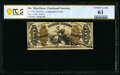 Fractional Currency:Third Issue, Fr. 1355 50¢ Third Issue Justice Courtesy Autograph PCGS Banknote Uncirculated 61.. ...