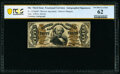 Fractional Currency:Third Issue, Fr. 1330aSP 50¢ Third Issue Spinner Courtesy Autograph PCGS Banknote Uncirculated 62.. ...