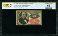 Fractional Currency:Fifth Issue, Fr. 1309 25¢ Fifth Issue Courtesy Autograph PCGS Banknote Uncirculated 62.. ...