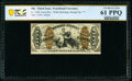 Fractional Currency:Third Issue, Fr. 1368 50¢ Third Issue Justice PCGS Banknote Uncirculated 61 PPQ.. ...