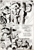 Original Comic Art:Story Page, Gene Colan and Dick Ayers Daredevil #28 Story Page 4 Original Art (Marvel, 1967)....