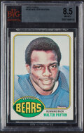 Football Cards:Singles (1970-Now), 1976 Topps Walter Payton #148 BGS NM-MT+ 8.5....