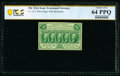 Fractional Currency:First Issue, Fr. 1312 50¢ First Issue PCGS Banknote Choice Unc 64 PPQ.. ...