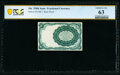 Fractional Currency:Fifth Issue, Milton 5E10R.2 10¢ Fifth Issue Back Proof PCGS Banknote Choice Unc 63.. ...